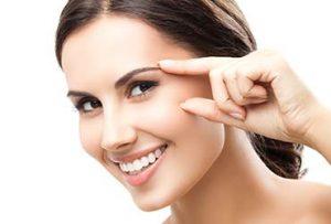 Foto van botox behandeling bij een vrouw Blush Best Eindhoven